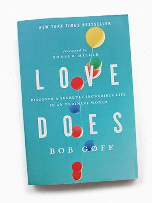 One of my new favourite books-one about love, life, and everyday legacy. Thank you @bobgoff