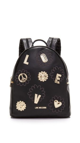 9816ed653e Love Moschino Backpack | Spring/Summer 2017 | Moschino bag ...
