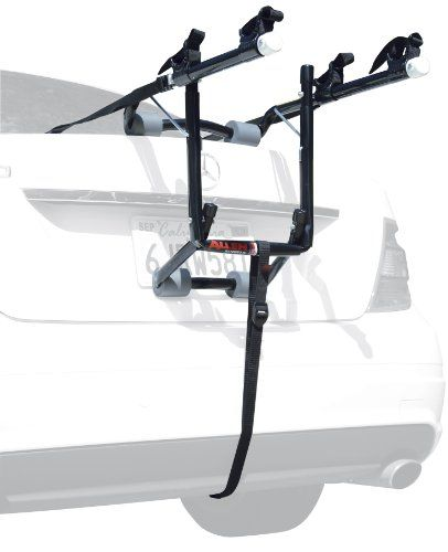 Discounted Allen Sports Deluxe 2 Bike Trunk Mount Rack Allensportsdeluxe2 Biketrunkmountrack Cycling Best Bike Rack Car Bike Rack Bike Rack