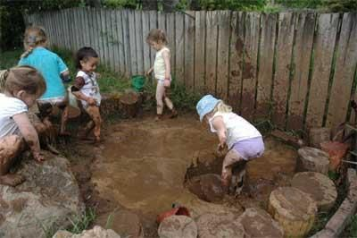 Open Spaces International Mud Day