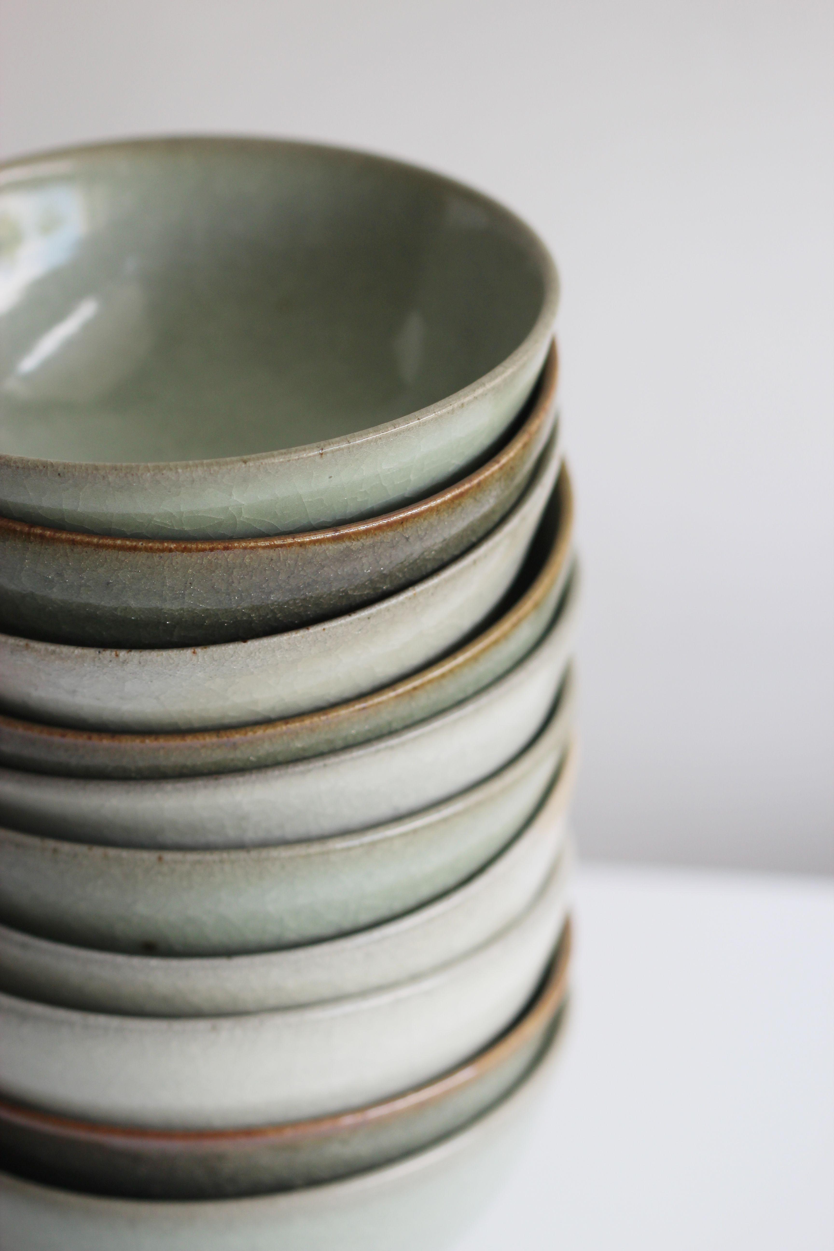 Florian Gadsby Ceramics Ceramics Pottery Crackle Glaze
