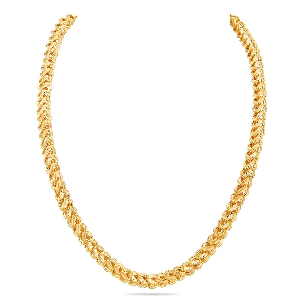 Gold Chains For Men By Thangamayil