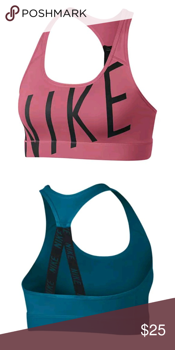 f0f874470ee0d Nike Victory Graphic Medium-Impact Sports Bra PINK Nike Victory Bra the  picture of the
