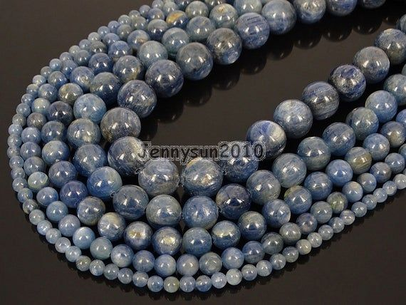 "Natural Bead Gemstone Round Loose Spacer Beads 15/"" 4MM 6MM 8MM 10MM 12MM"