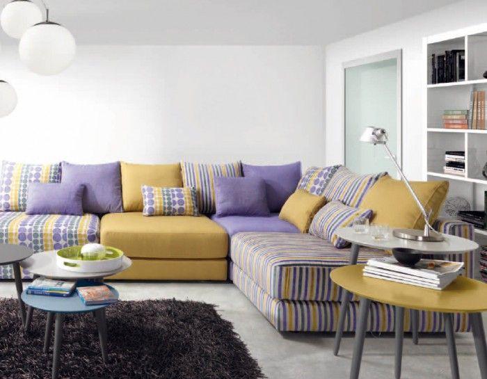 Sof s de colores sof bcn de kibuc kibuc pinterest for Kibuc sofas