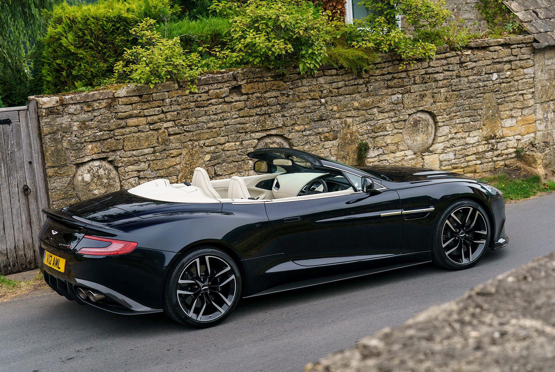 Meet The Terrifyingly Brilliant Last Of The Old World Aston