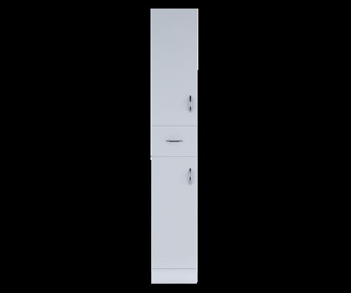 Bryce Tall Floorstanding Cabinet 300mm - V50121071BU front_angle square medium
