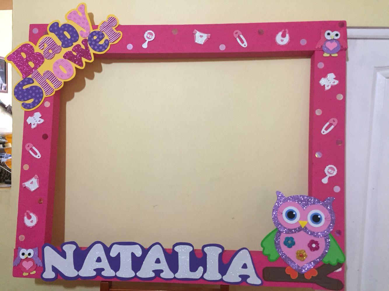 Cuadros para fotos de baby shower cuadros tematicos para for Marcos para cuadros