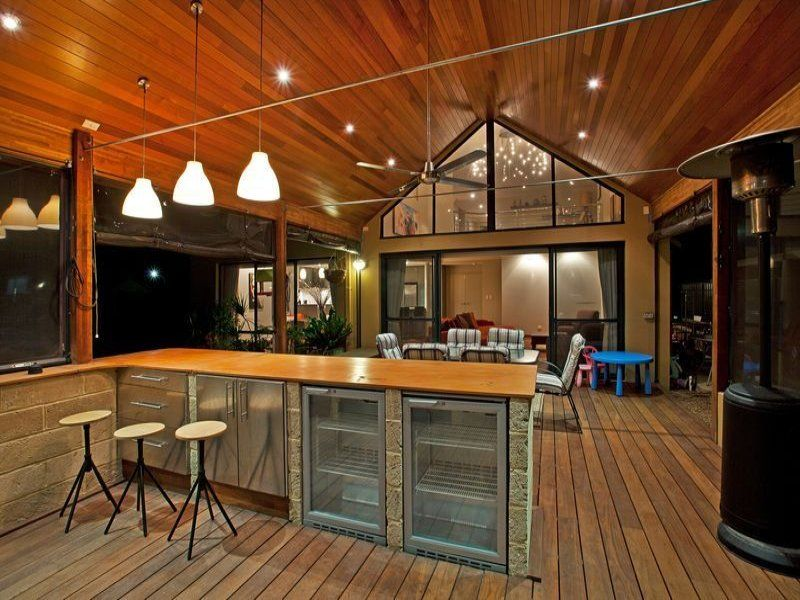 Outdoor Living Designs Best Love The Idea Of A Bar Section Under The Deck  Outdoor Living Inspiration Design