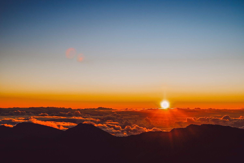 Maui Travel Guide Haleakala Sunrise Bike Tour With Bike Maui In