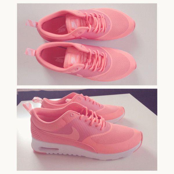 nike air max thea womens atomic pink