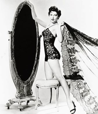 The beautiful, Ava Gardner