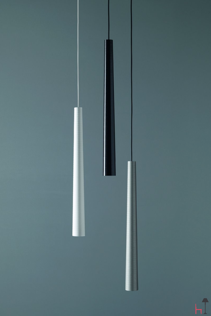 The drink s pendant has a carbon fibre cone diffuser and a metal