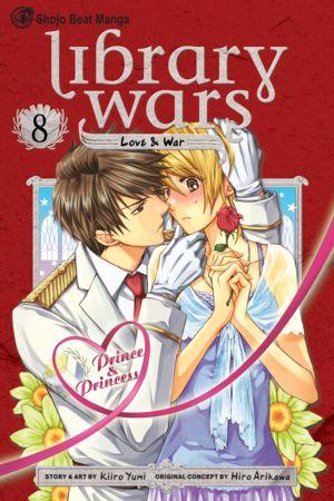 Library Wars Anime Manga Manga Books Comics
