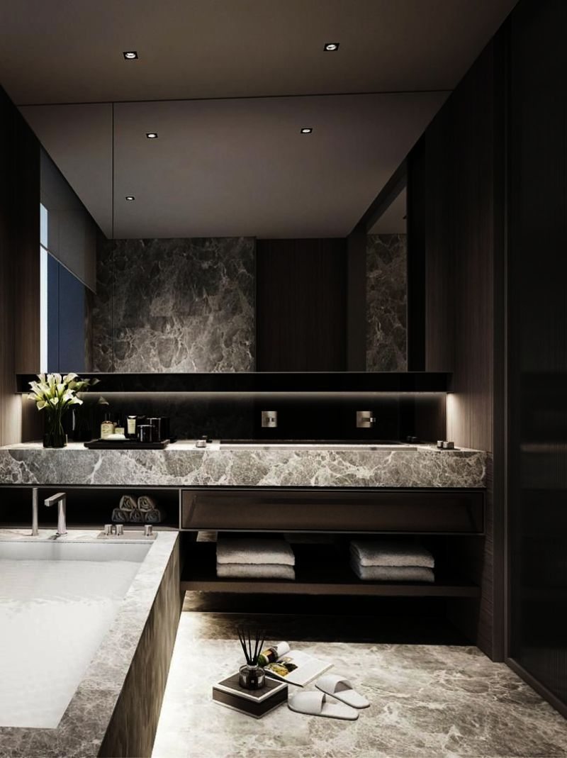 elegant bathrooms glasgow luxury bathrooms melbourne on bathroom renovation ideas melbourne id=19316