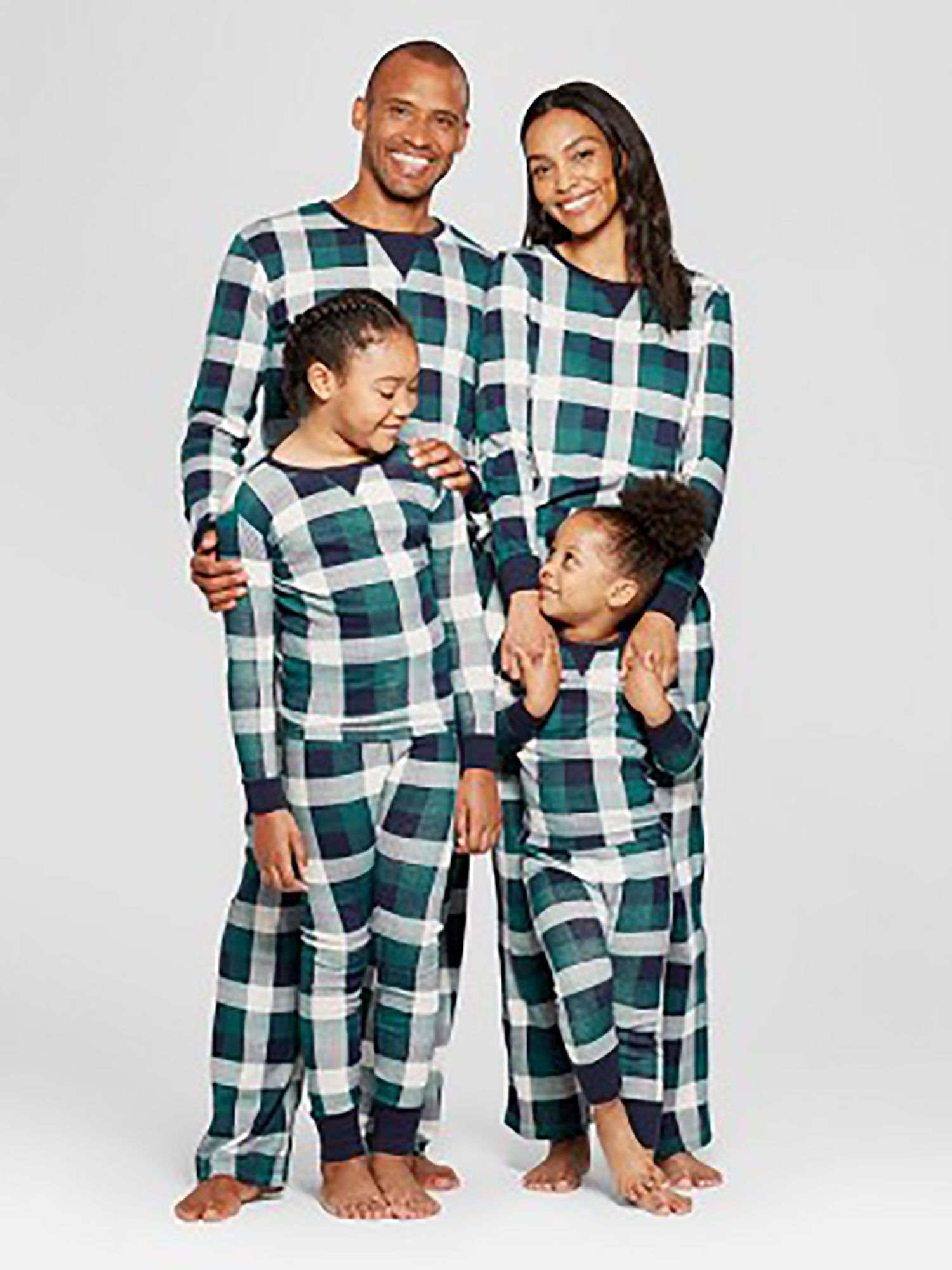 cd95dceb706d The Best Matching Family Christmas Pajamas for 2018