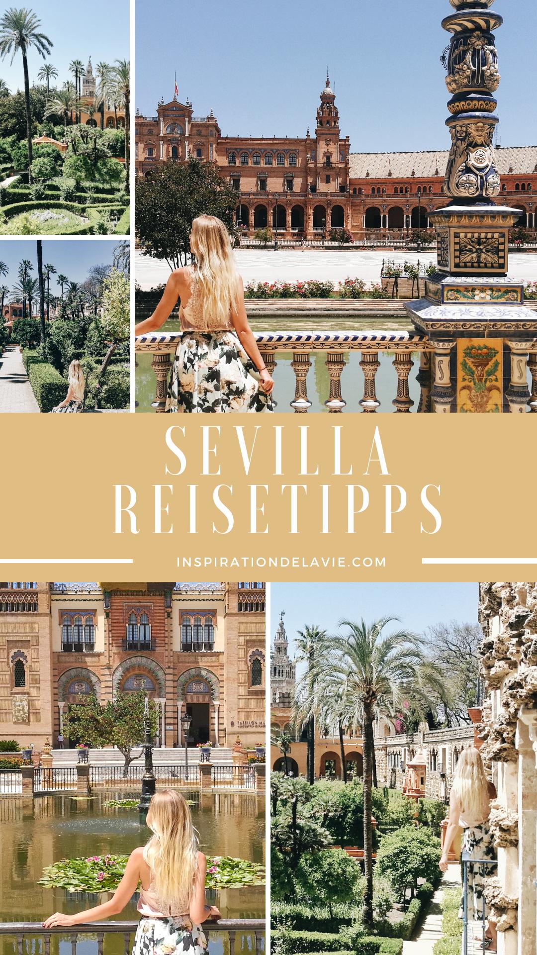 Sevilla Reiseführer - Reisetipps, Ausflüge & Instagram Spots