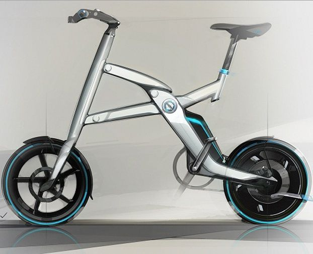 bmw unveils the new i pedelec electric bicycle concept sketches pinterest cyclisme et. Black Bedroom Furniture Sets. Home Design Ideas