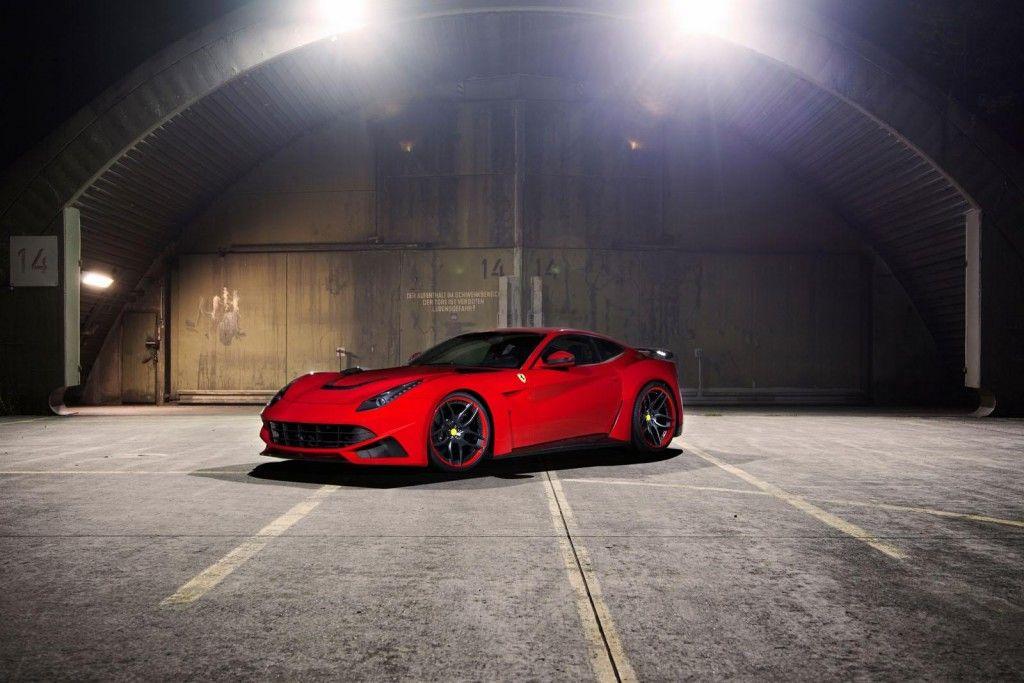 Novitec Rosso Builds Wide Body Ferrari F12 Berlinetta Com Imagens