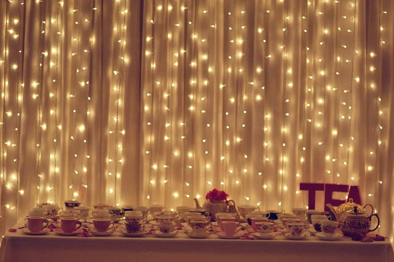 I love lights.   Art and Design   Pinterest   Lights, Wedding and ...