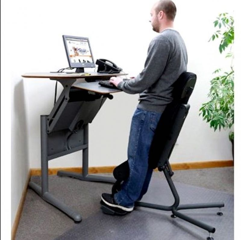Office Furniture Standing Desk Standing From A Chair Sit Stand Desk Standing Desk Chair Ergonomic Desk Chair Standing Chair
