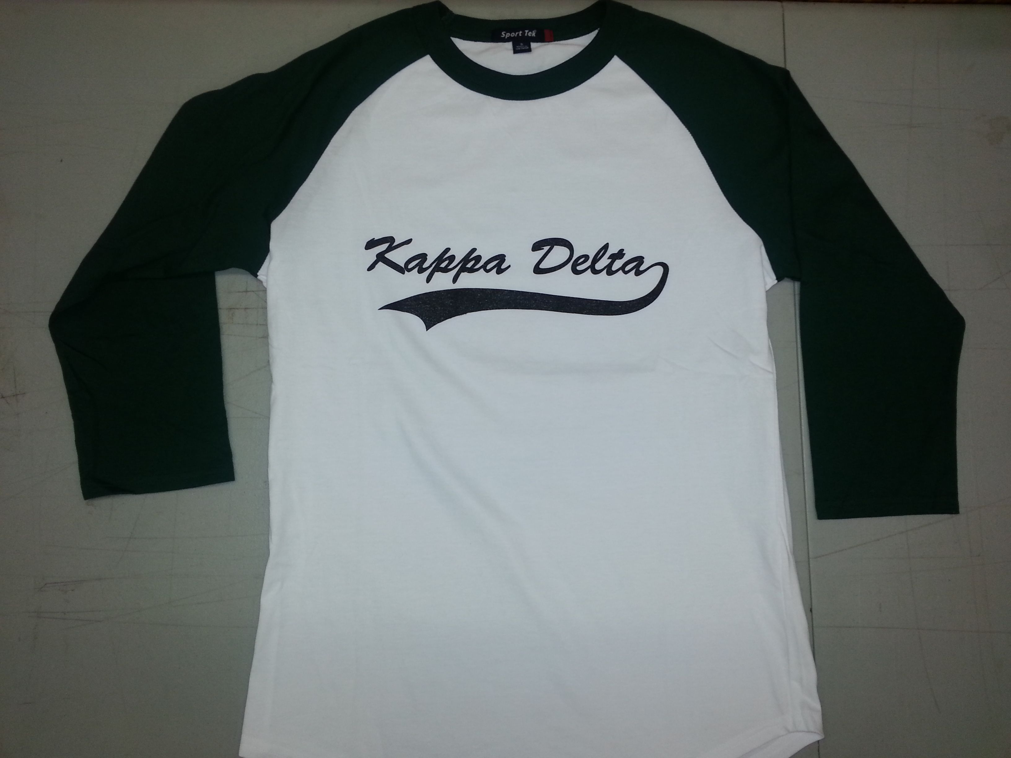 Kappa Delta 34 Sleeve Baseball Shirt Cute And Sassy Contact Us