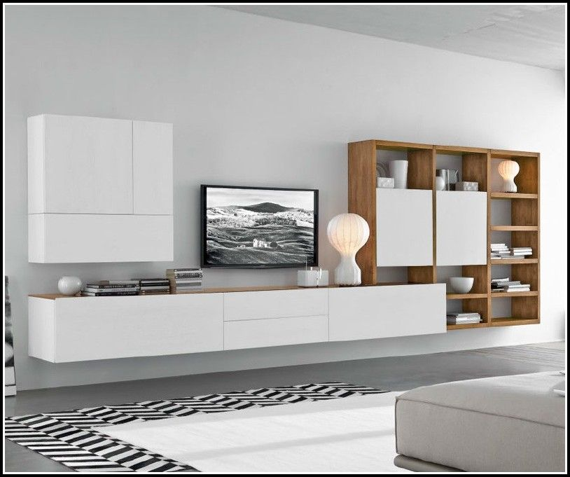h ngeschrank wohnzimmer ikea mueble tv pinterest living rooms tvs and salons. Black Bedroom Furniture Sets. Home Design Ideas