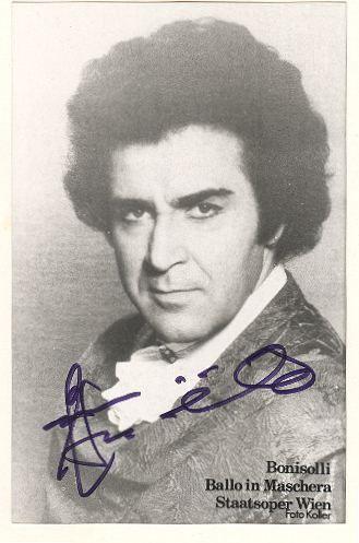 I love Franco Bonisolli.