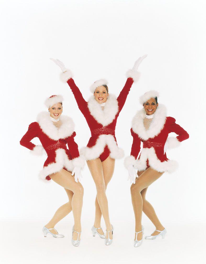 The Rockettes Christmas Show @ Radio City Music Hall, New York - saw ...