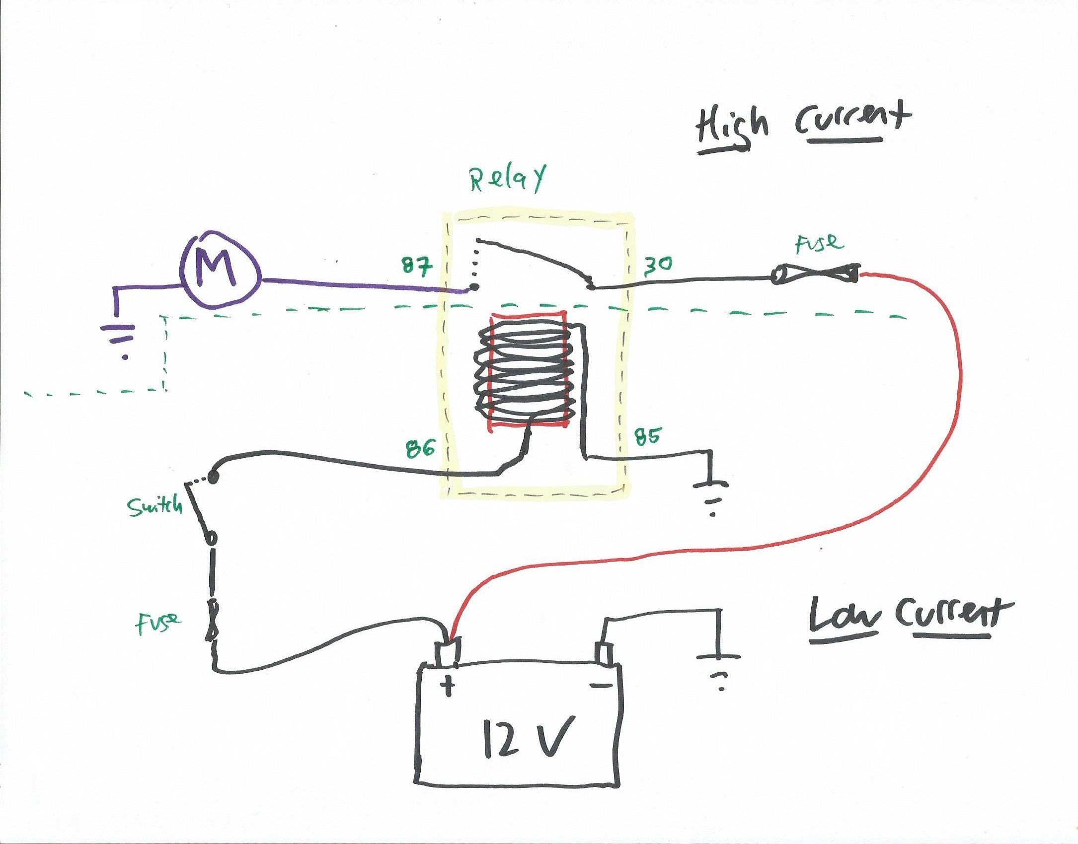 Hella Relay Wiring Diagram
