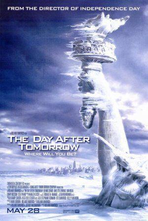 The Day After Tomorrow Filmes Capas De Filmes