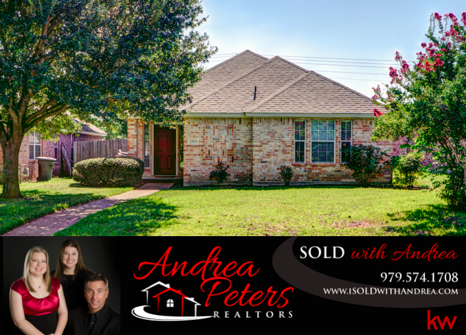2304 Carnation Ct, College Station, Texas 77840. 3 ...