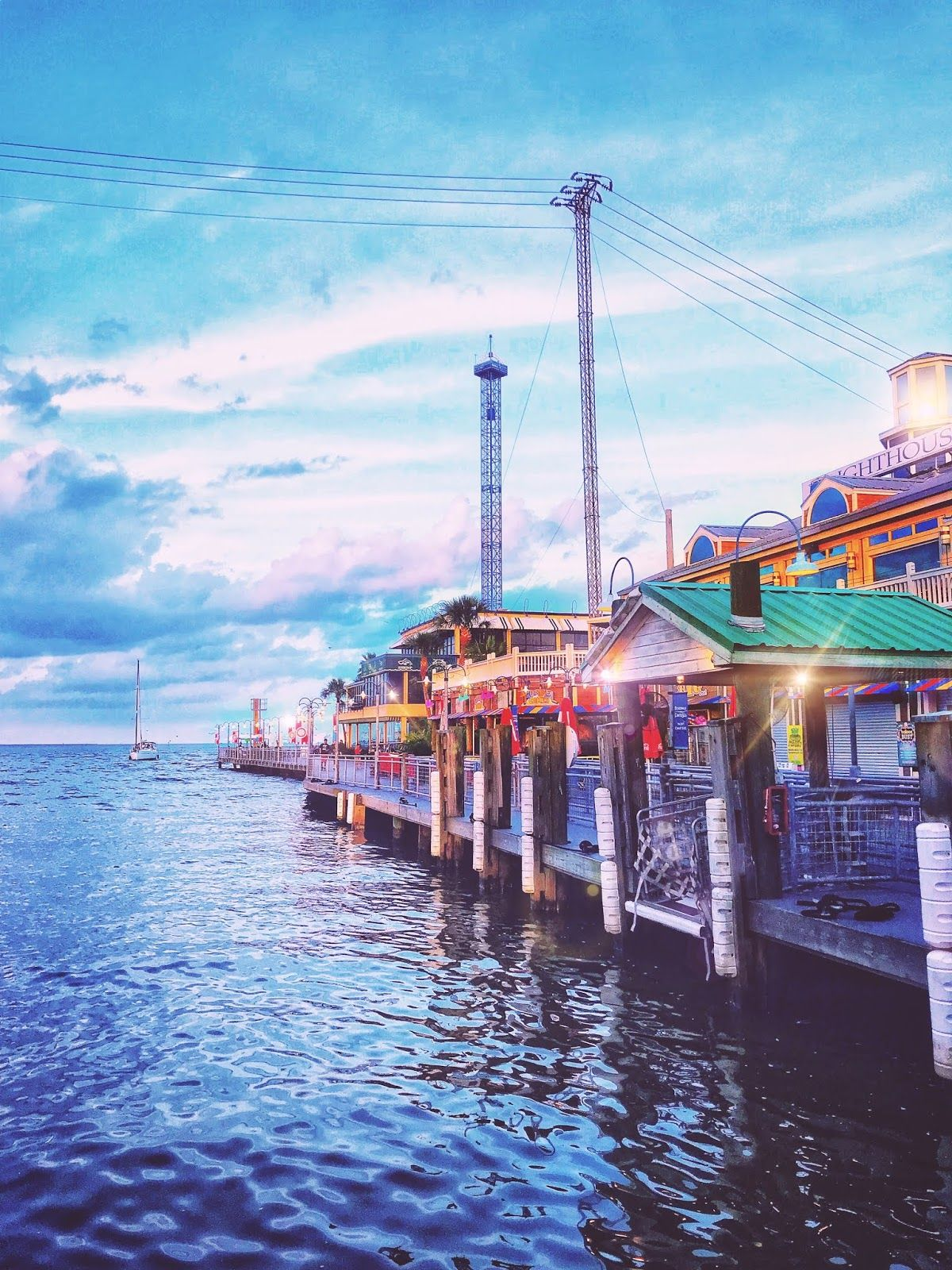 Kemah Boardwalk is a FunPacked Mecca for Family Getaway