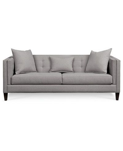 Braylei Track Arm Sofa with 2 Toss Pillows - Braylei Track Arm Sofa With 2 Toss Pillows Sofa Sale