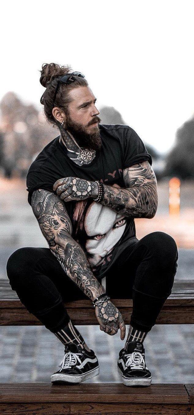 Photo of 15 schneidige bärtige Männer Outfit-Ideen zur Auswahl Bärtige Männer haben immer …