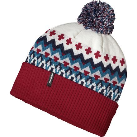 d4dad70278b Buy the Patagonia Powder Town Beanie online or shop all Men s Pom Beanies  from Backcountry.com.