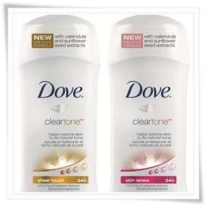 Free Dove Cleartone Skin Renew Deodorant Sample From Target Deodorant For Women Deodorant Deodorant Samples