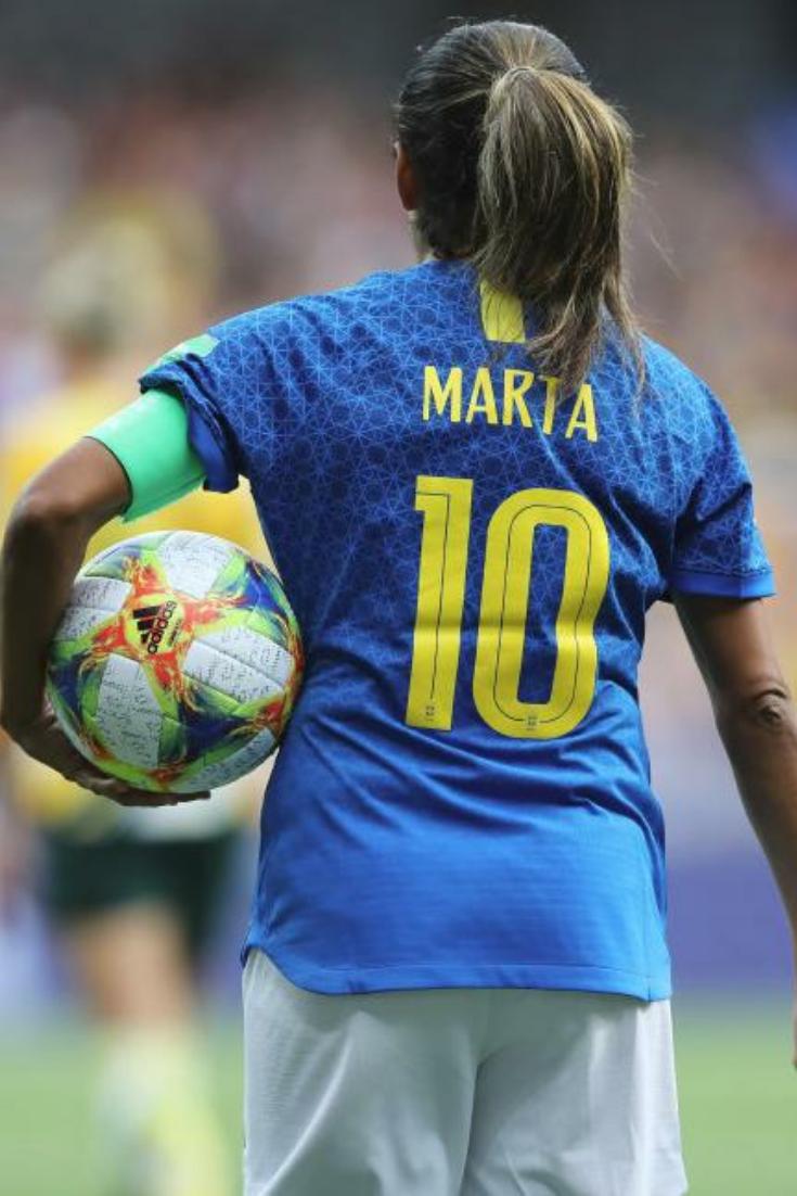 Jugadora Histórica de la Selección de Fútbol Femenino de