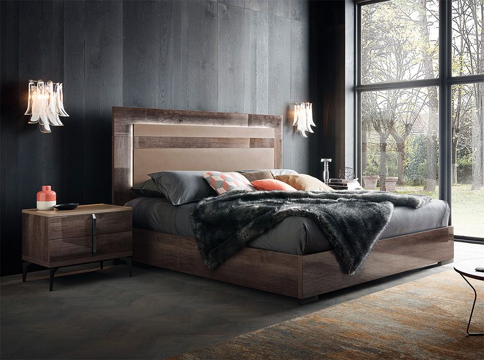 Matera Italian Bed Bedroom Set By Alf Italia Italian Bedroom Italian Bedroom Sets Italian Bedroom Furniture