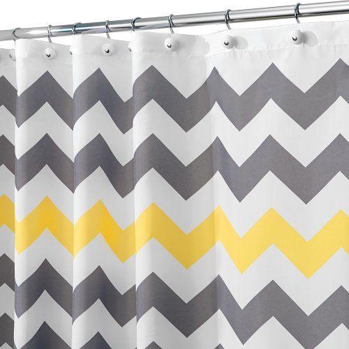 InterDesign Shower Curtain, 72 by 72-Inch, Chevron InterDesign,http://www.amazon.com/dp/B00I2HY5MW/ref=cm_sw_r_pi_dp_1t5-sb1D4ZMNBKKG