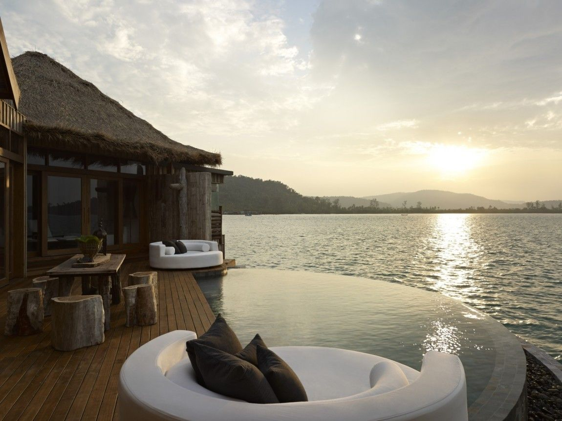 柬埔寨颂萨私人岛屿酒店 Song Saa Private Island_极致之宿