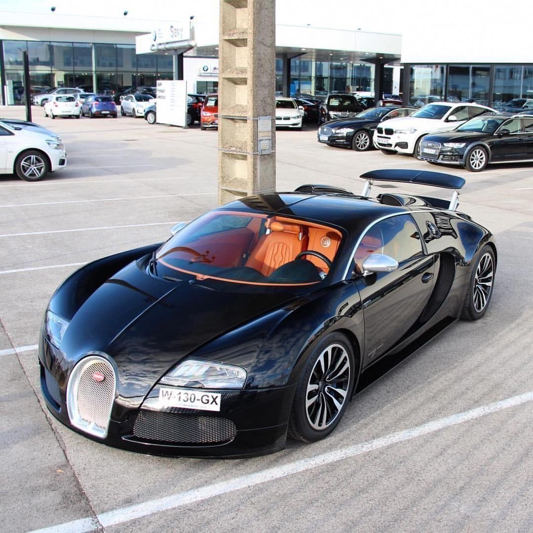 Bugatti Veyron Manly Cars: Bugatti Veyron Sang Noir #bugattiveyron