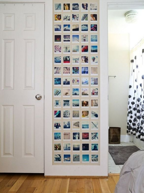 ideas geniales de pinterest para decorar con fotos