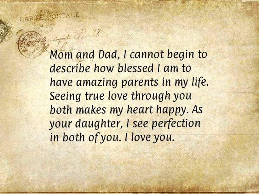 25th Wedding Anniversary Anniversary Quotes For Parents Mom And