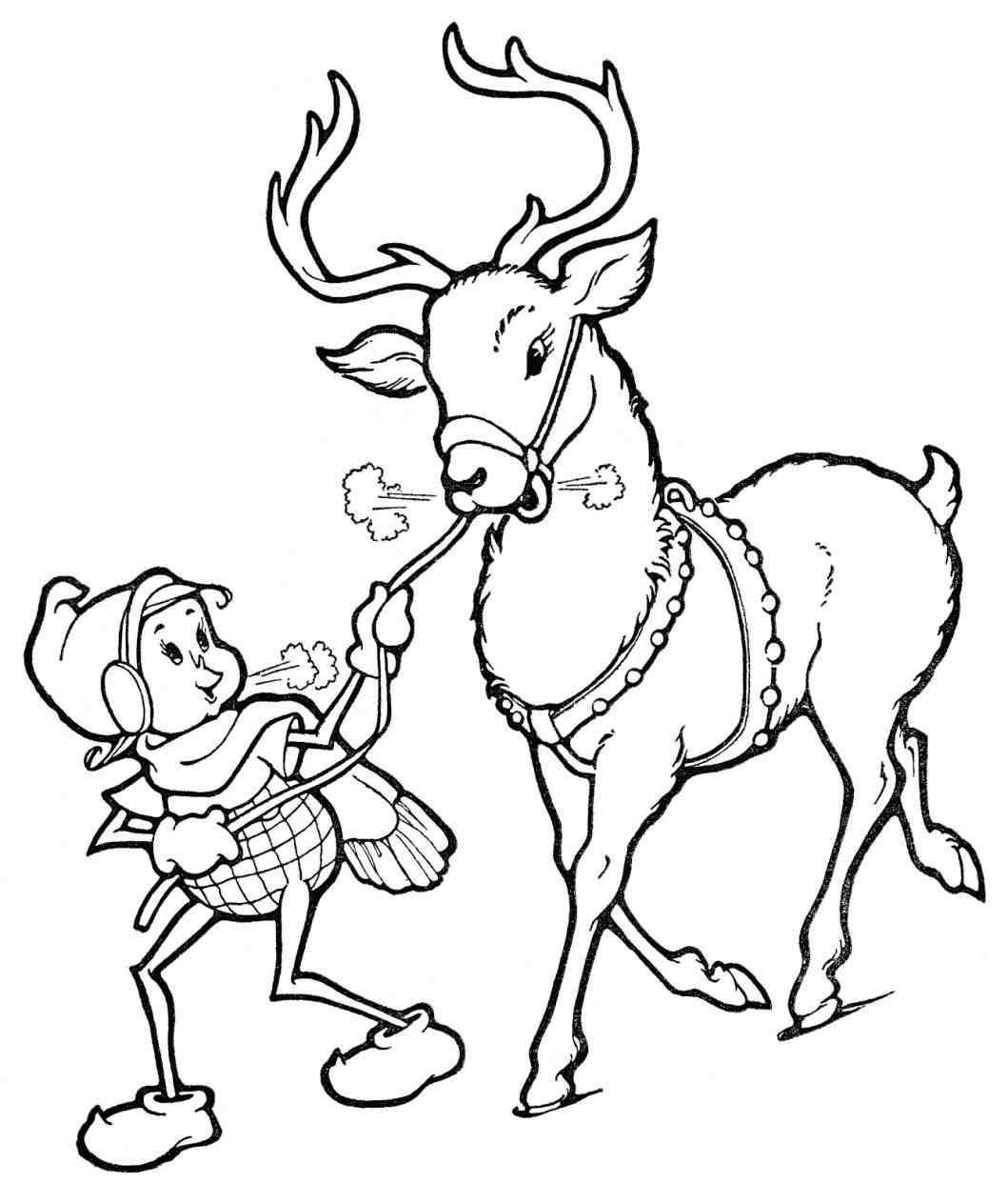 New Post-cute christmas elves coloring pages-Trendingcheminee ...