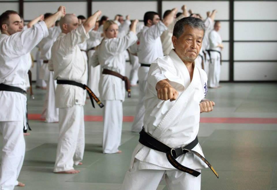 9th Degree Black Belt Taekwondo