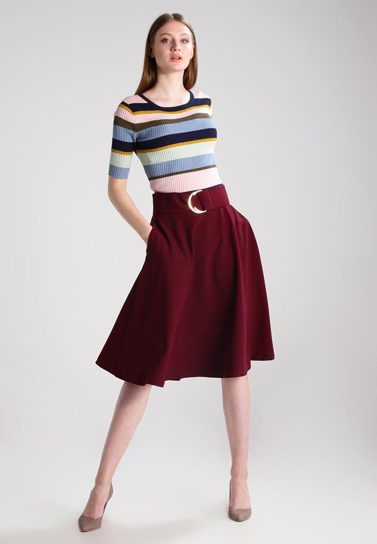 4881b7594 Consigue este tipo de falda acampanada de Mint&berry ahora! Haz clic ...