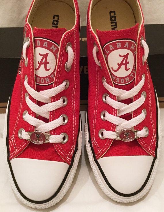 alabama converse tennis shoes