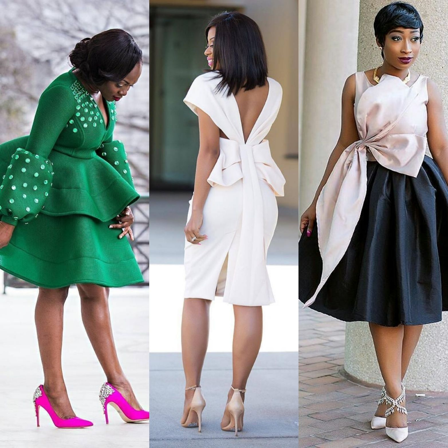 Wedding Guests Are Hitting The Dance Floor In The Season S Most Appropriate And Fashion F Trendy Dresses African Fashion Dresses Latest African Fashion Dresses