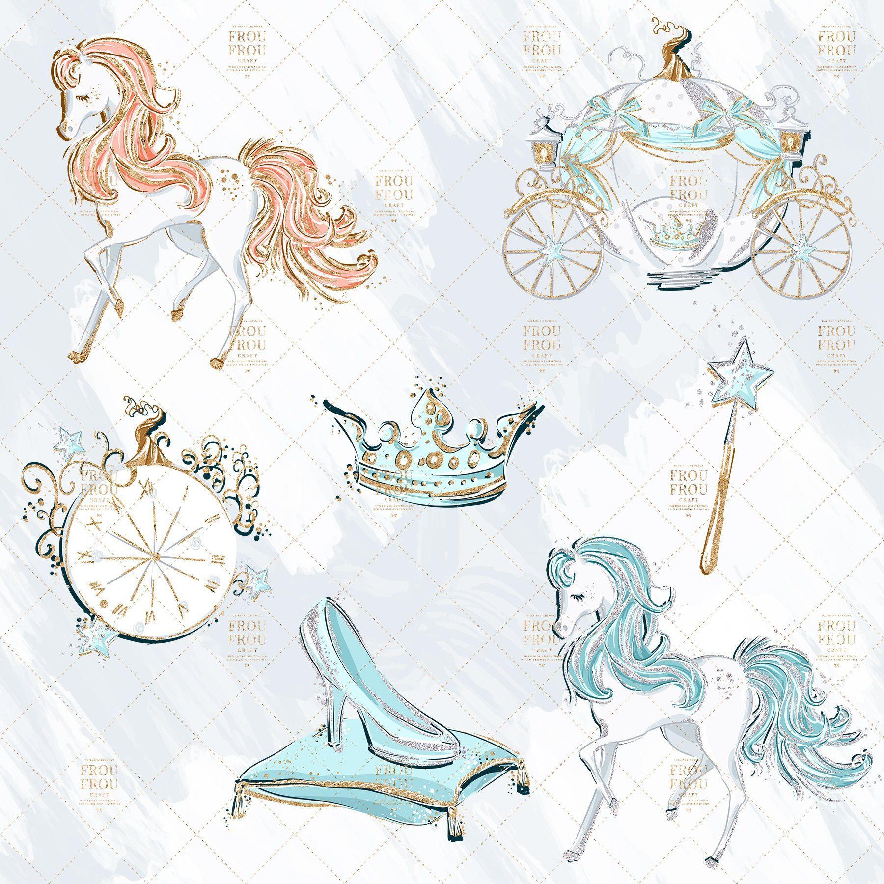 small resolution of fairy tale clipart etsy princess logo princess style cinderella pumpkin pumpkin carriage